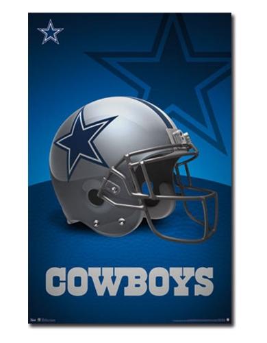 dallas-cowboys-helmet-logo-nfl-football-wall-poster-rp5834
