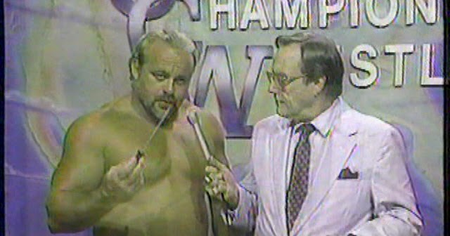 kevin sullivan and Gordon Solie
