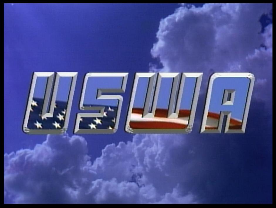 Image result for uswa wrestling logo