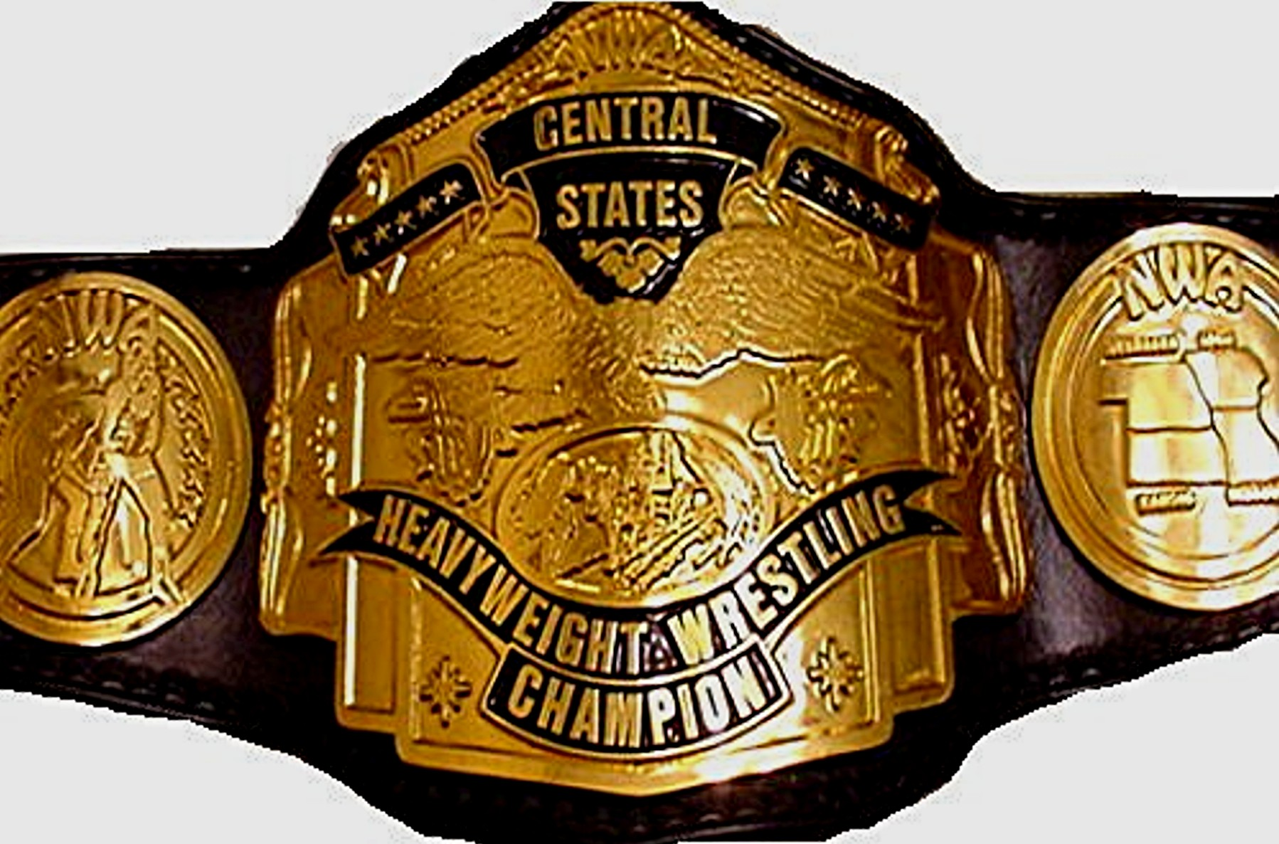 The Wrestling Territories Central States Wrestling The