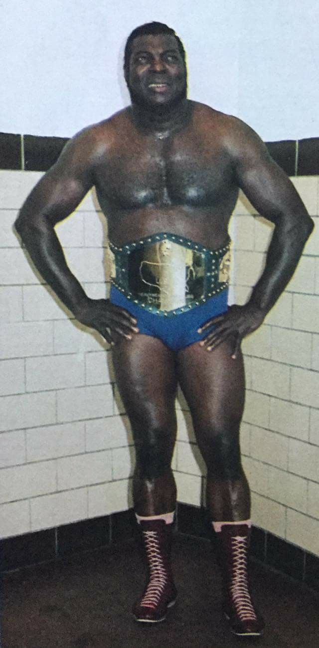 bobo with NWA US Heavyweight TItle-Detroit version