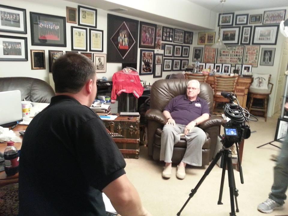 interviewing JJ Dillon