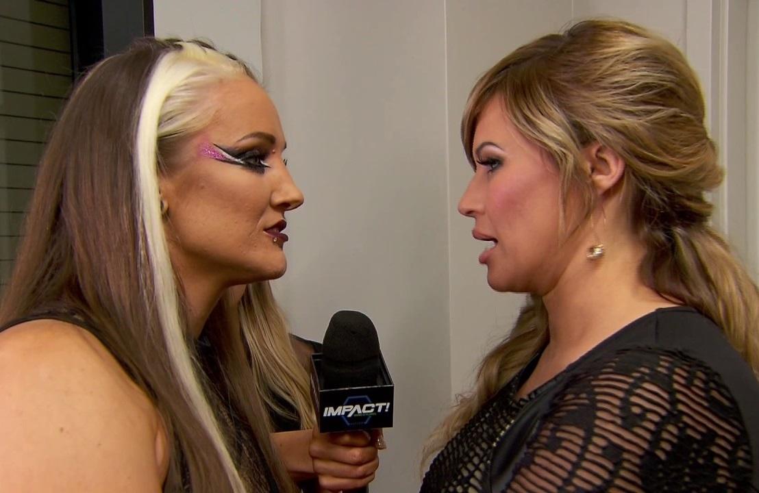 promoter vs wrestler