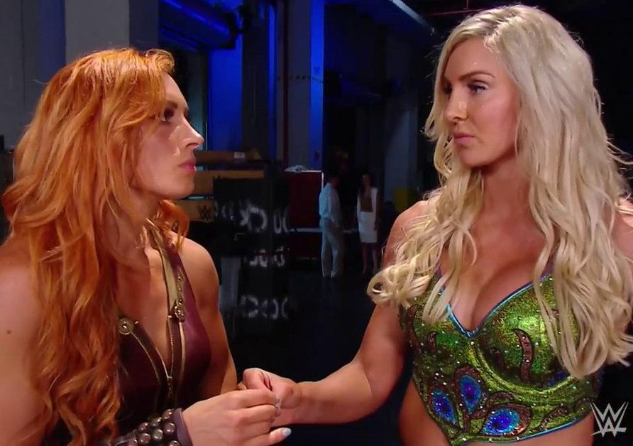 Becky-Lynch-Charlotte-Flair-say-everything-is-fine-so-it's-fine