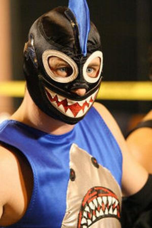 Shark Boy TNA Wrestling