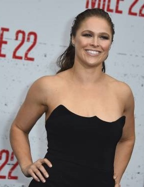 ronda rousey - Red Carpet