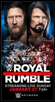 WWE Royal Rumble 2019
