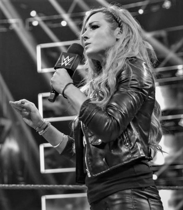 Becky Lynch Promo