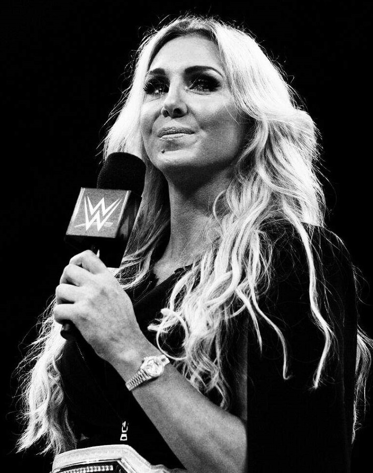 Charlotte Flair - B&W2