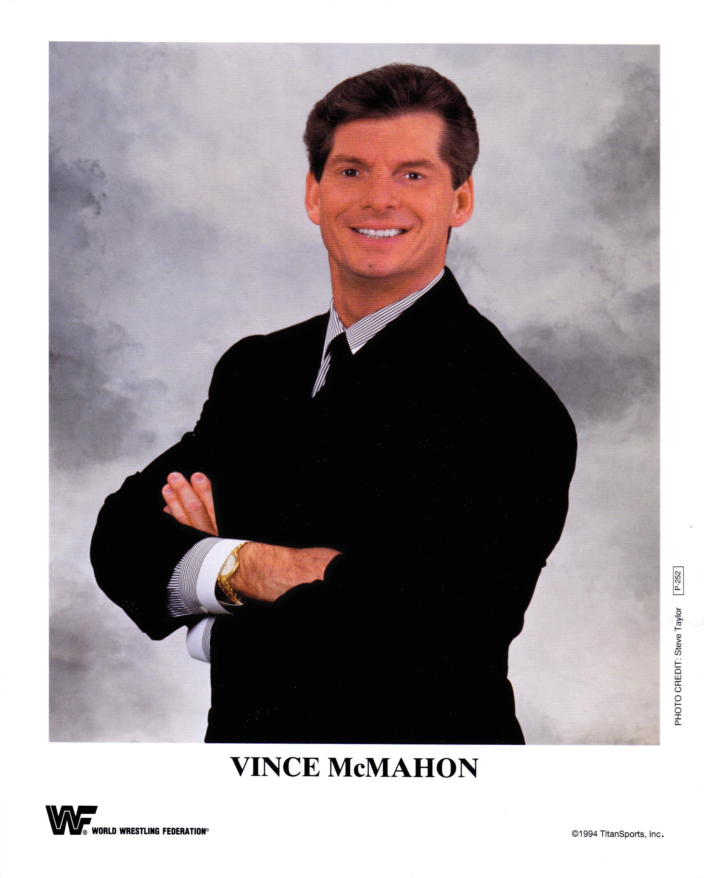 Vince McMahon P-252