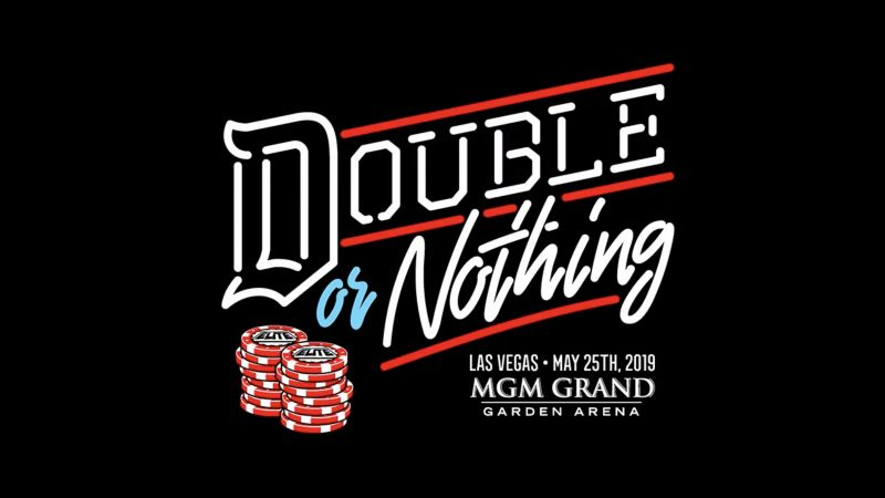 AEW Double or Nothing Poster