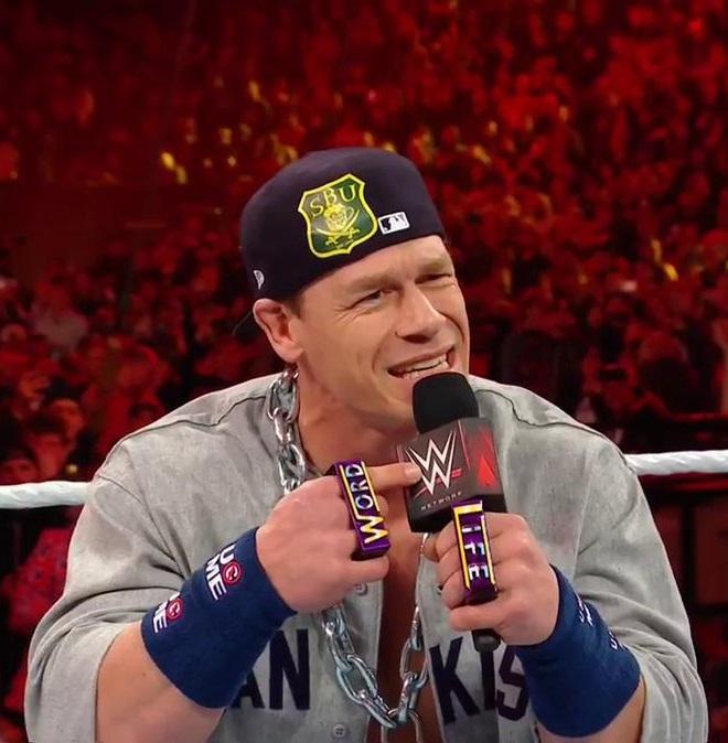 John Cena Thugganomics 2019