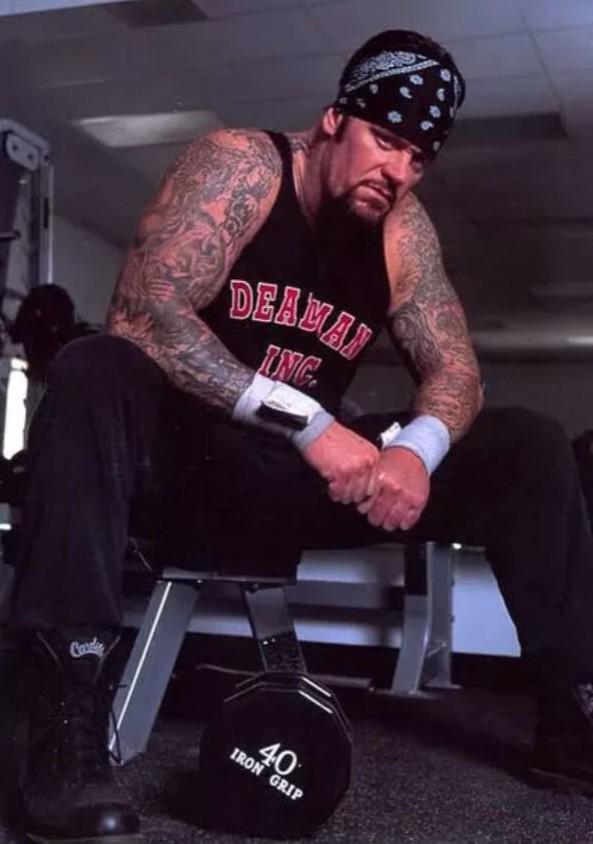deadman workout