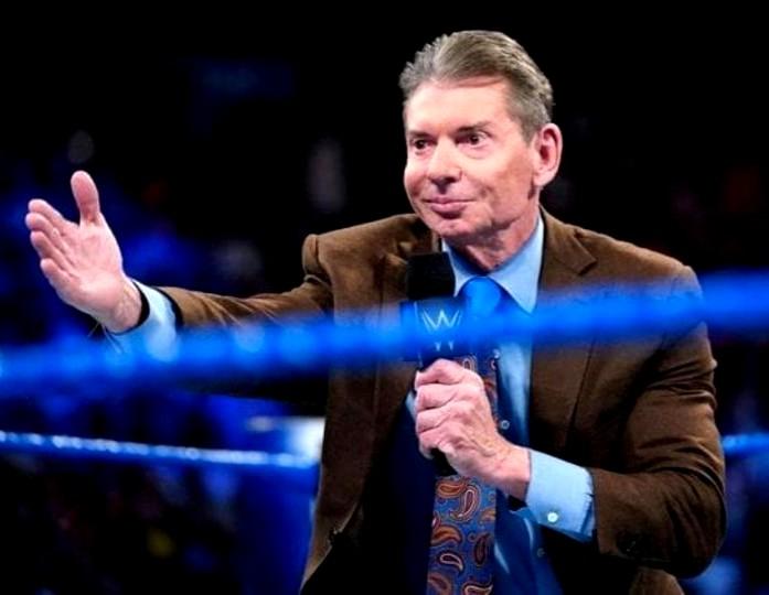Vince McMahon---SDLIVE